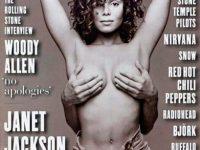 Janet Jackson <i>Rolling Stone</i> #665 (September 1993) Homage Covers