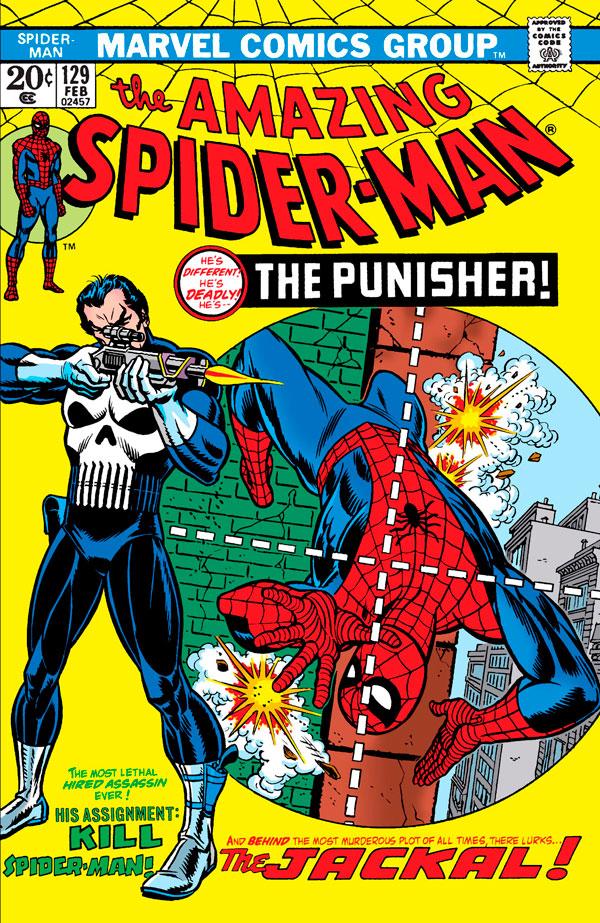 The Amazing Spiderman #129 - February 1974