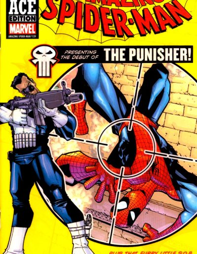 Amazing Spiderman #129 (Wizard Ace Edition Reprint) - March 2002