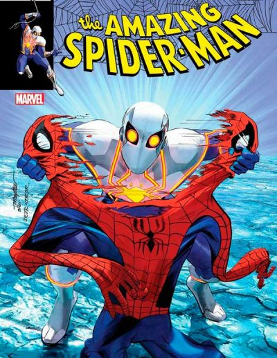Amazing Spiderman (Vol 5) #61 (Mike Mayhew ASM 238 Homage Variant) - April 2021
