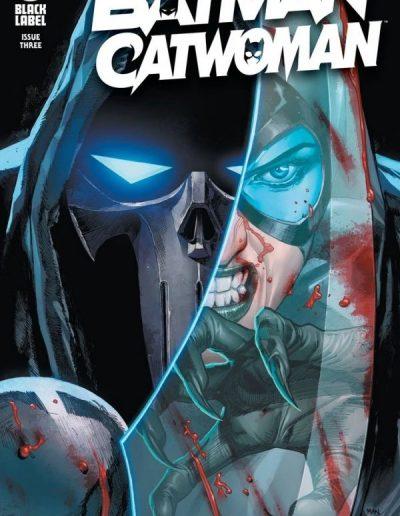 Batman/Catwoman #3 - April 2021