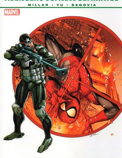 Avengers vs New Ultimates: Death of Spiderman (TPB) - March 2012