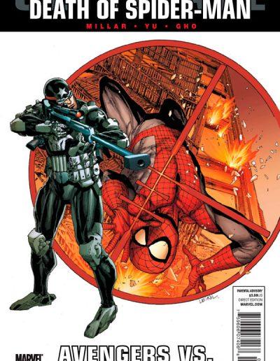 Avengers vs New Ultimates #3 - June 2011