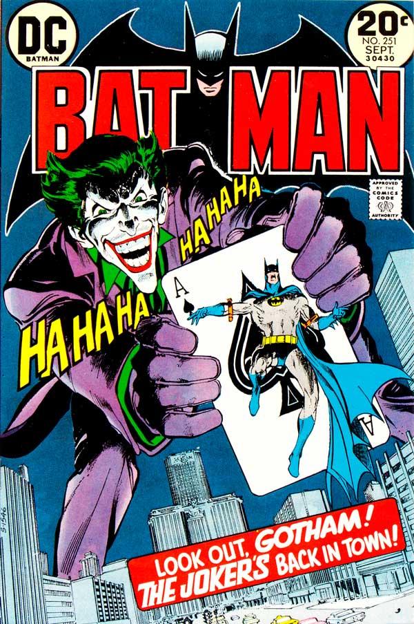 Batman #251 - September 1973