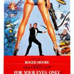 For Your Eyes Only (Movie Poster) Homage Covers
