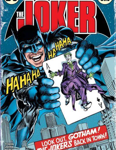 The Joker #1 (Neal Adams Variant) - May 2021