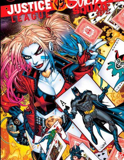 Justice League vs Suicide Squad #1 (KRS Comics Variant) - February 2017