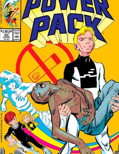 Power Pack #30 - June 1987