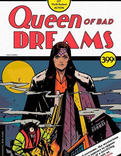 Queen of Bad Dreams #1 (CBSI Exclusive Variant) - April 2019