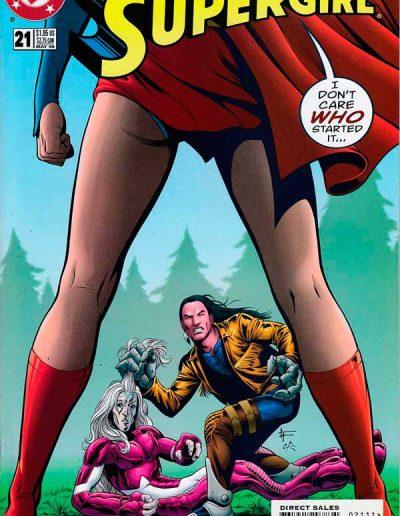 Supergirl (Vol 4) #21 - May 1998