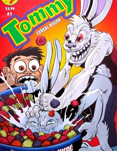 Tommy: Cereal Killer #1 (Standard Cover) - March 2016