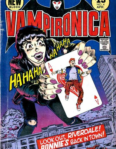 Vampironica: New Blood #4 - August 2020