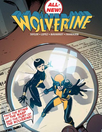 All-New Wolverine #5 - April 2016