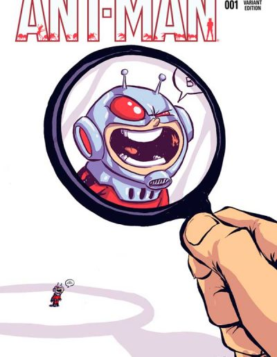 Ant-Man #1 (Scottie Young Variant) - March 2015