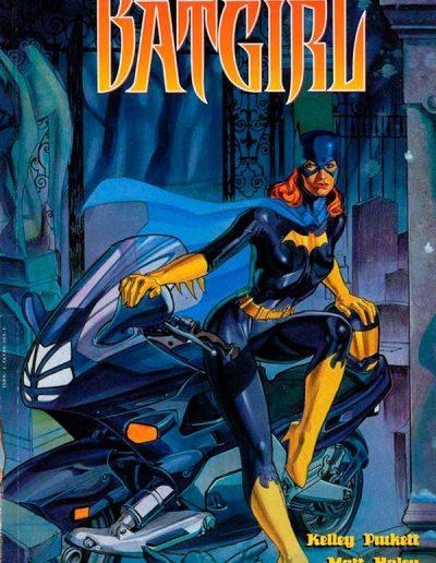 Batman: Batgirl TPB - January 1997