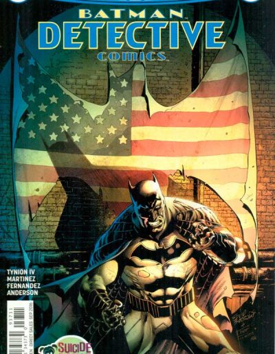 Detective Comics #937 - September 2016