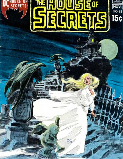 House of Secrets #88 - November 1970