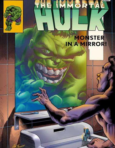 Immortal Hulk #45 (Joe Bennett Variant) - June 2021