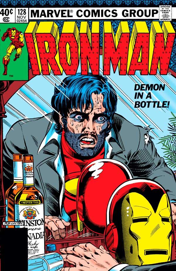 Iron Man #128 - November 1979