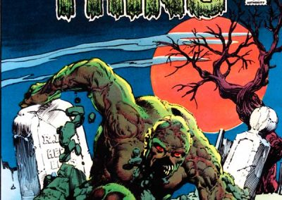 Swamp Thing #13 Homage Covers