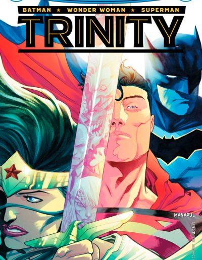 Trinity (Vol 2) #1 - November 2016