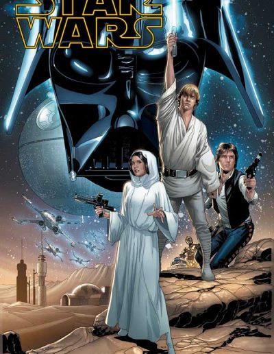 True Believers: Star Wars Covers #1 - July 2016
