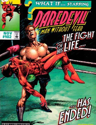 What If? (Vol 2) #102 - November 1997