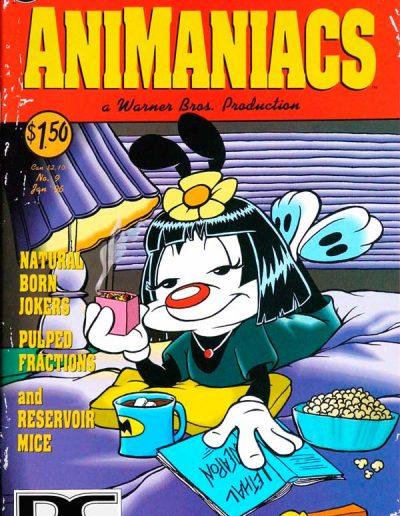 Animaniacs #9 (DC Universe Variant) - January 1996