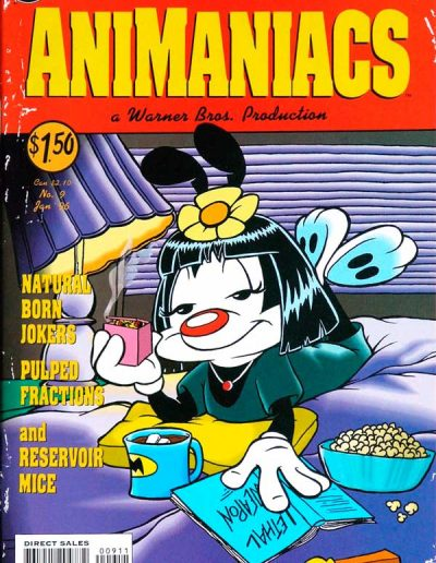 Animaniacs #9 - January 1996