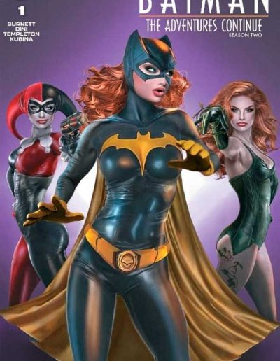Batman: The Adventures Continue (Season II) #1 (Natalie Sanders Variant) - June 2021