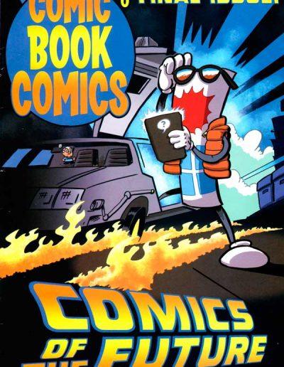 Comic Book Comics #6 - October 2011