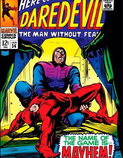 Daredevil #36 - January 1968