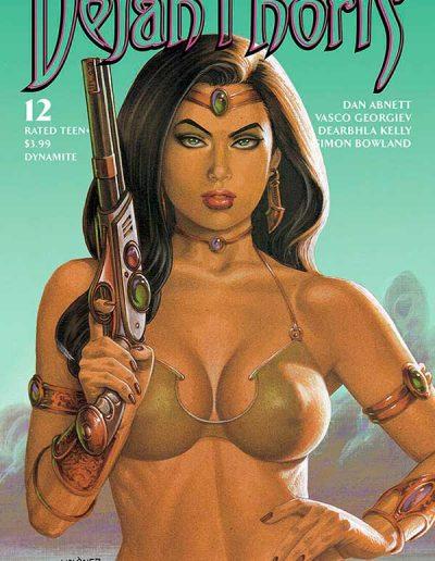 Dejah Thoris (Vol 3) #12 (Linsner Martian Variant) - May 2021