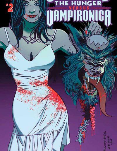 Jughead the Hunger vs Vampironica #2 - July 2019