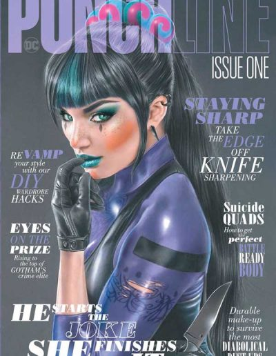 Punchline Special #1 (Natali Sanders KRS Exclusive Variant) - January 2021