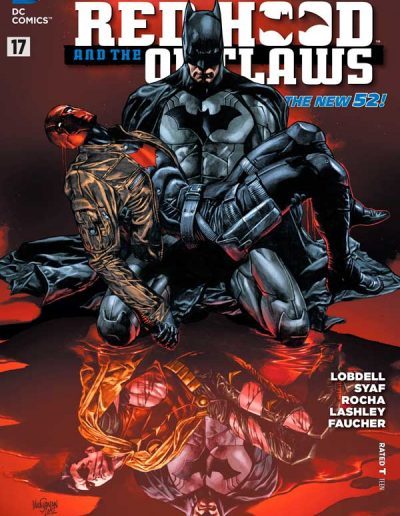 Red Hood & the Outlaws #17 - April 2013
