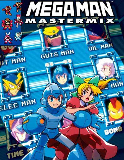 Mega Man: Mastermix #1 (Rob Porter Incentive Variant) - January 2018