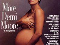 Demi Moore <i>Vanity Fair</i> (August 1991) Homage Covers