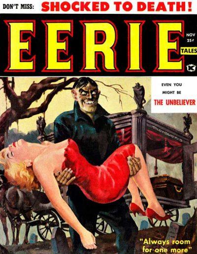 Eerie Tales #1 - November 1959