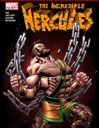 The Incredible Hercules #126 - April 2009