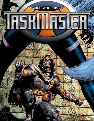 Taskmaster (Vol 3) #3 - April 2021