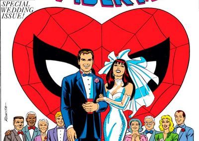 Amazing Spiderman Annual #21 Homage Covers