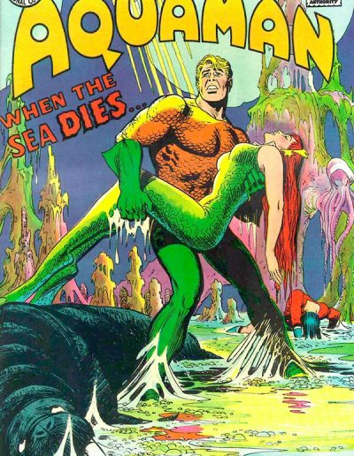 Aquaman #37 - January 1968
