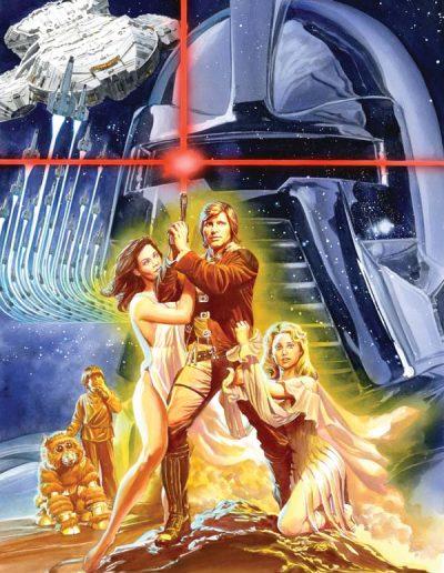 Battlestar Galactica (Vol 5) #3 (Alex Ross Virgin Variant) - August 2013