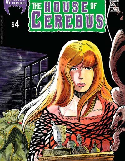 House of Cerebus #1 - January 2020