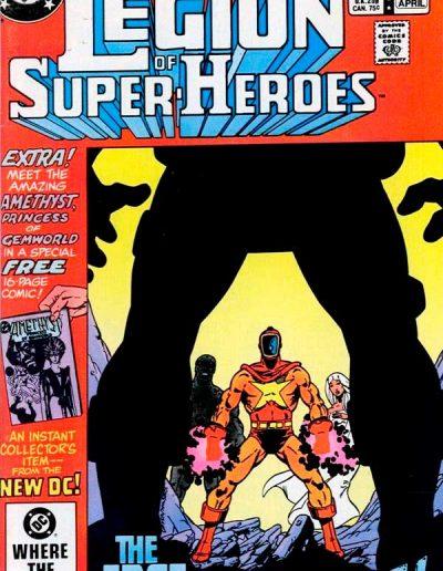 Legion of Super Heroes (Vol 2) #298 - April 1983