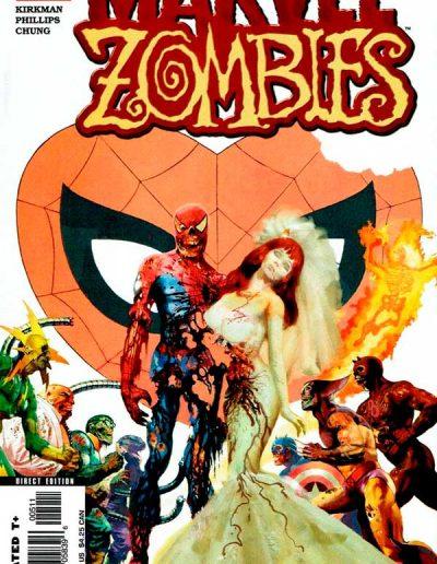 Marvel Zombies #5 - May 2006