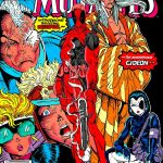 New Mutants #98 Homage Covers