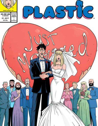 Plastic #1 (Andrew Robinson April Fools Variant) - April 2017