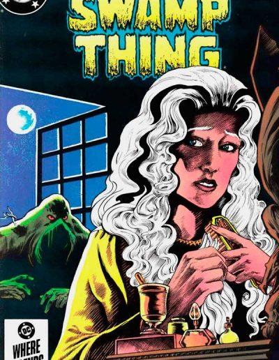 Saga of the Swamp Thing #33 - February 1985